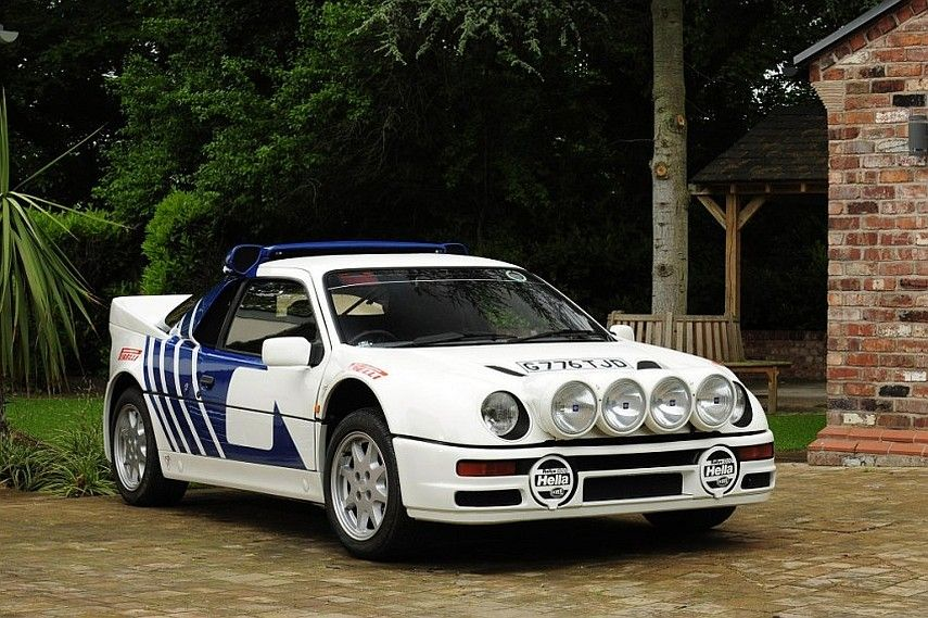 Ford Rs200 One Of The Fastest Accelerating Cars Ever Car Ford