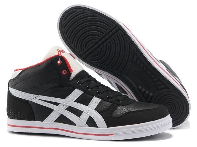 check-out 3e7c1 802f3 Asics Aaron MT Classic Vulcanized Court Mid-Top 2013 Shoe ...