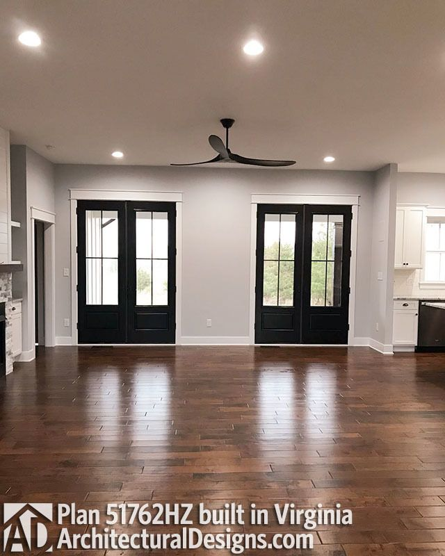 Modern Farmhouse Plan 51762HZ comes to life in Virginia on ...