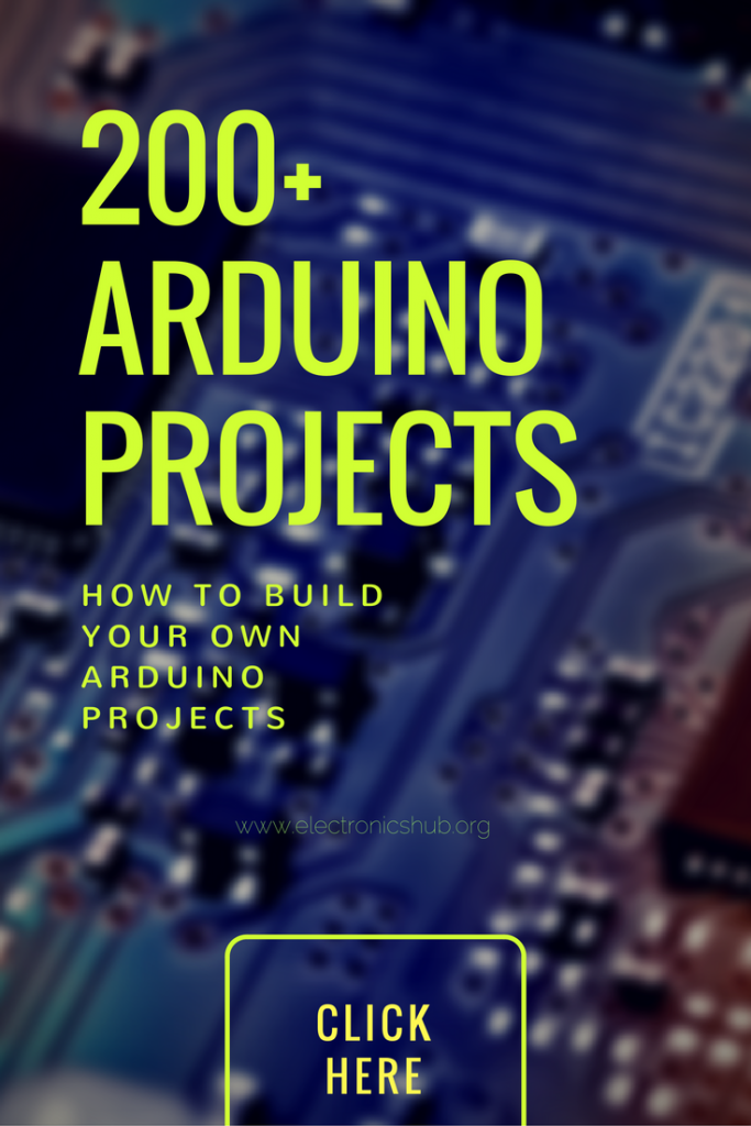 200+ Arduino Projects List For Final Year Students   Arduino ...