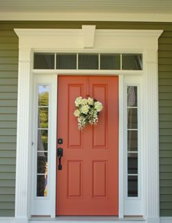 11 Gorgeous Front Door Renovations Page 2 Of 12 How To Build It