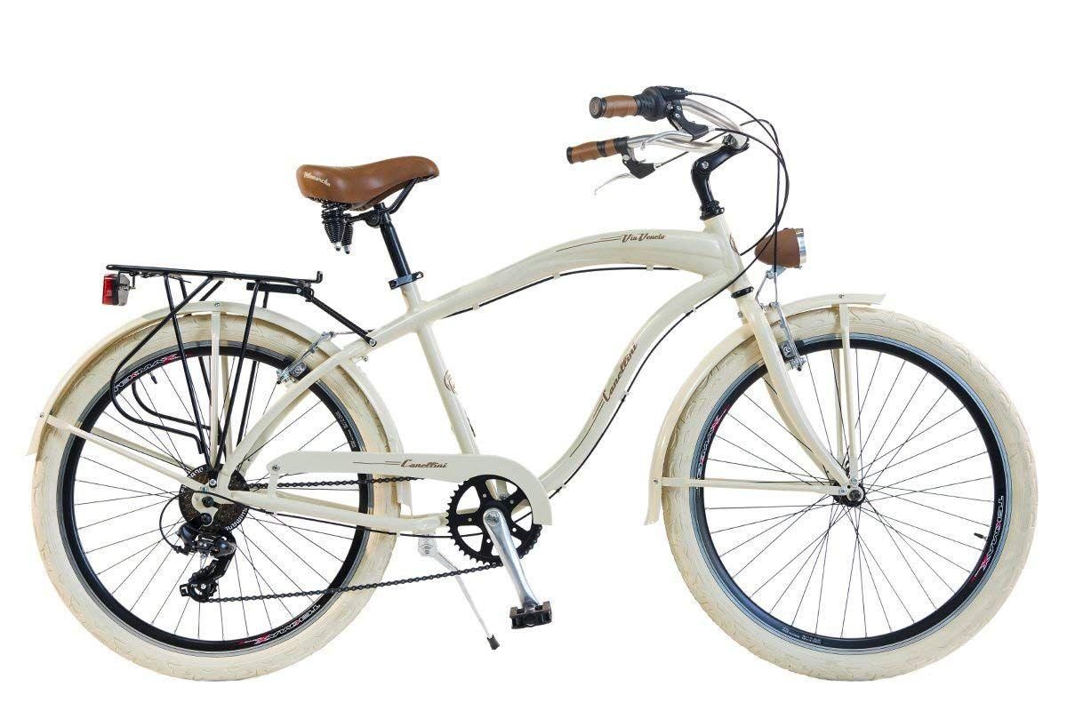 Via Veneto By Canellini Fahrrad Rad Citybike Ctb Herren Man