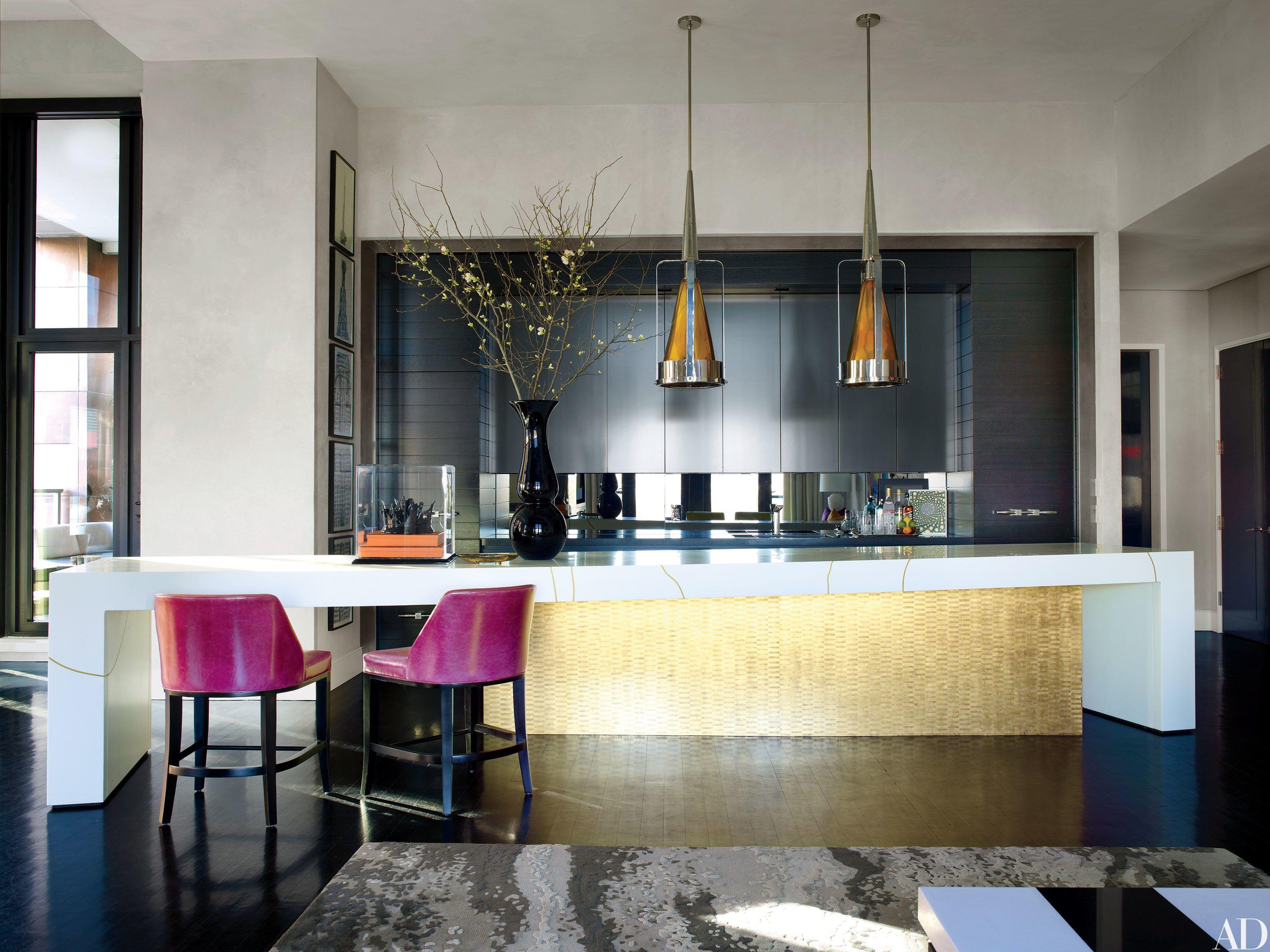 21 Stunning Kitchen Island Ideas  Architectural Digest Kitchens Stunning New York Kitchen Design Style Inspiration Design