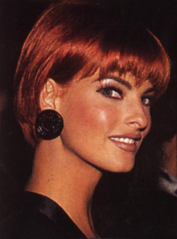 Linda Evangelista #supermodel #90s supermodel