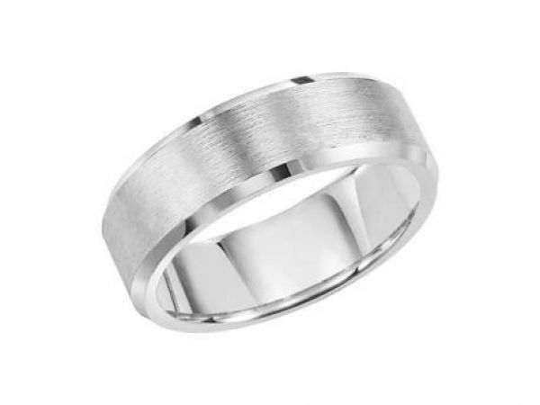 Alternative metal wedding bands  $300.00 STYLE: 001-550-00048  8mm Tungsten Beveled Edges Satin Finish  http://www.theringbygoldgals.com/
