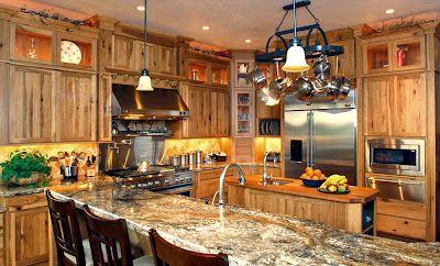 Western Kitchen Design High Mountain Style Stylish Western Home Decorating Western Kitchen Decor Western Home Decor Western Kitchen