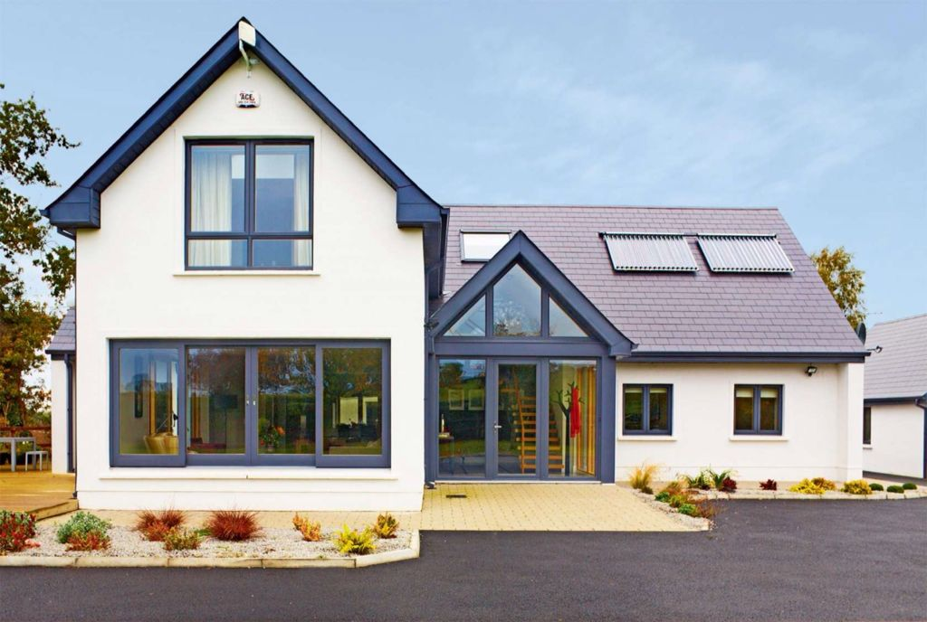 Boring bungalow no longer New build floor plans Pinterest