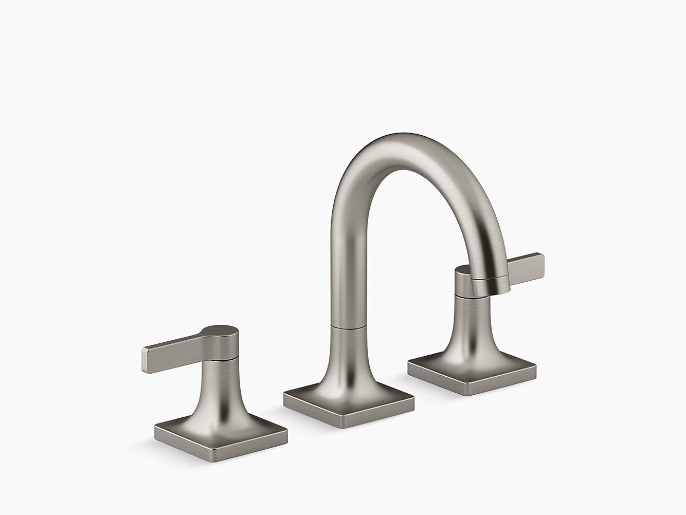 K R22798 4d Venza Widespread Bathroom Sink Faucet Kohler Sink Faucets Bathroom Sink Faucets Bathroom Sink