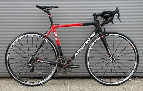 First Look Argon Gallium Pro Gets Lighter For 2014 Trial Bike
