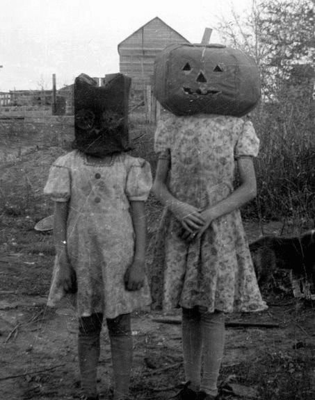 Old Style Halloween Costumes Creepy Vintage Vintage Halloween