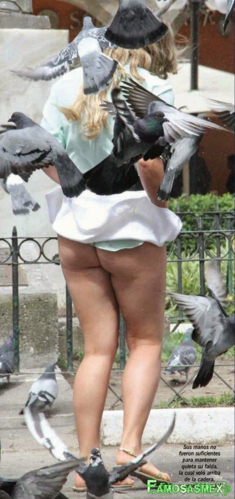 Congratulate, De famosas mexicanas upskirt opinion