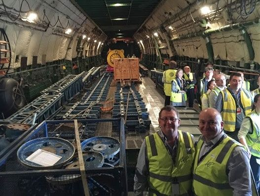 Antonov airlines appoints air cargo partners worldwide as gsa in air cargo the ukraine based antonov airlines has selected air cargo partners worldwide acp as its general sales agent gsa in australia publicscrutiny Gallery