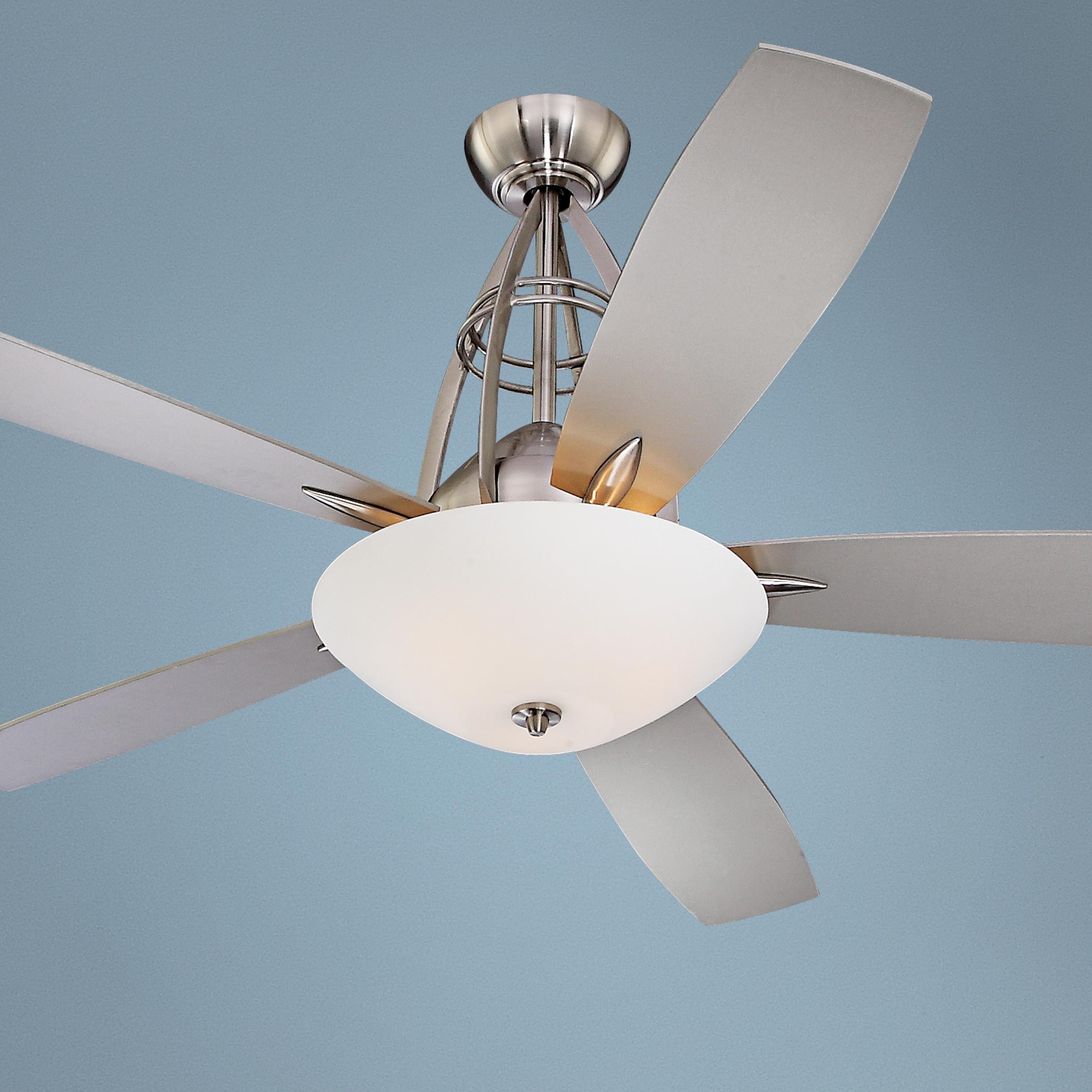 60 Possini Euro Design Palo Alto Ceiling Fan Lampspluscom