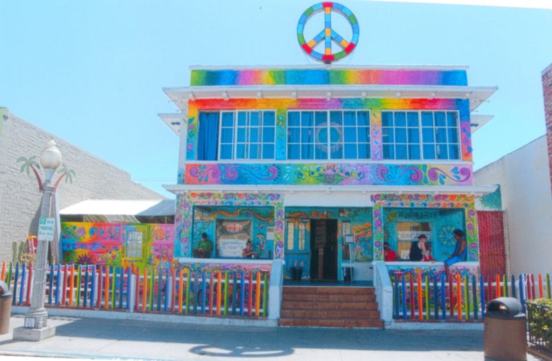 The Obi Hostel San Go Ca Hippie Love Ocean Beach