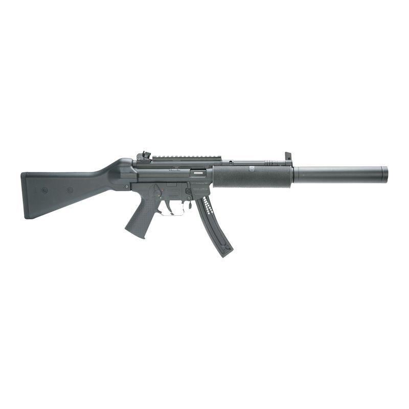 Ati Gsg Lr SemiAuto Rimfire Rifle Bad Ass Yes