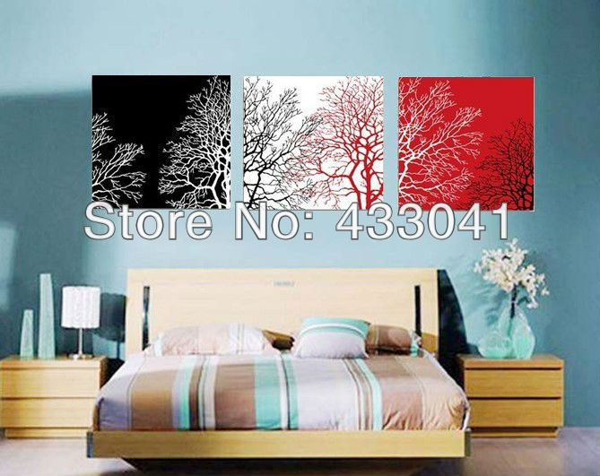 Set Of Three Paintings Online Wall Art Sets Of 3 Piece