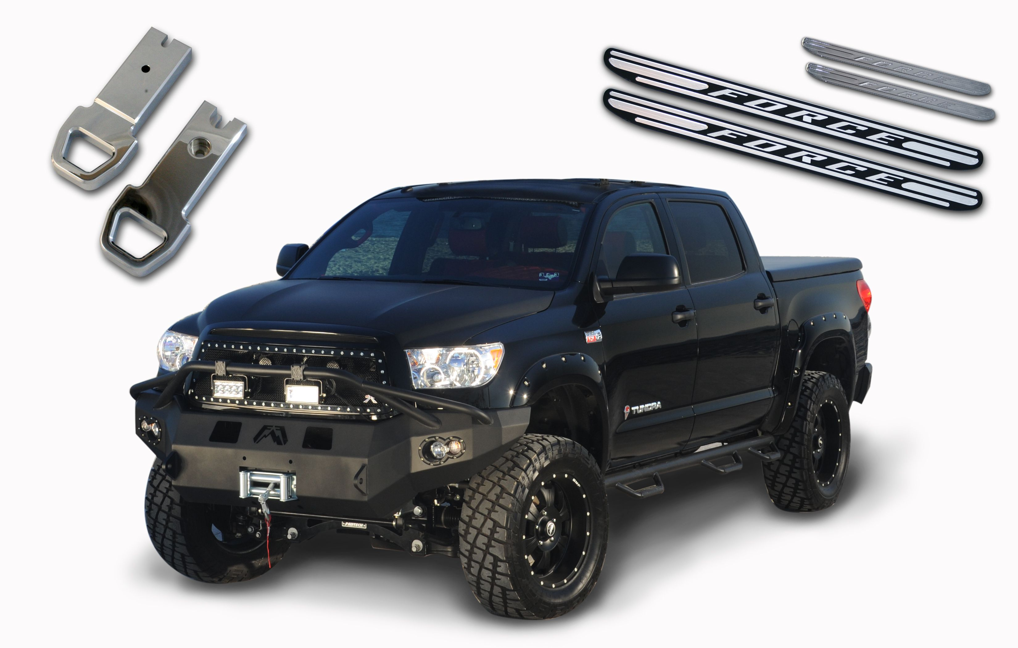 toyota tundra off road accessories Google Search