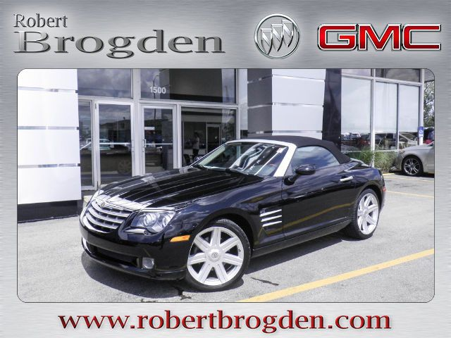 2005 Chrysler Crossfire Roadster Limited 10 700 Chrysler