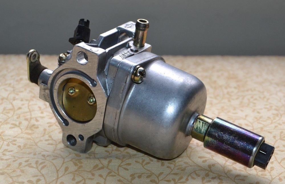 Vintage Briggs & Stratton Nikki Carburetor 697216 Small