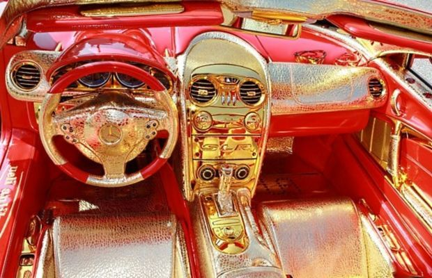 The 50 Most Outrageous Custom Car Interiors Custom Car Interior
