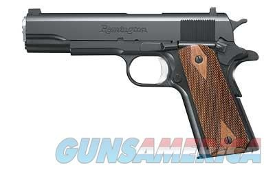 "Remington R1 45ACP 5"" 1911 Black Walnut Grips 7... for sale"