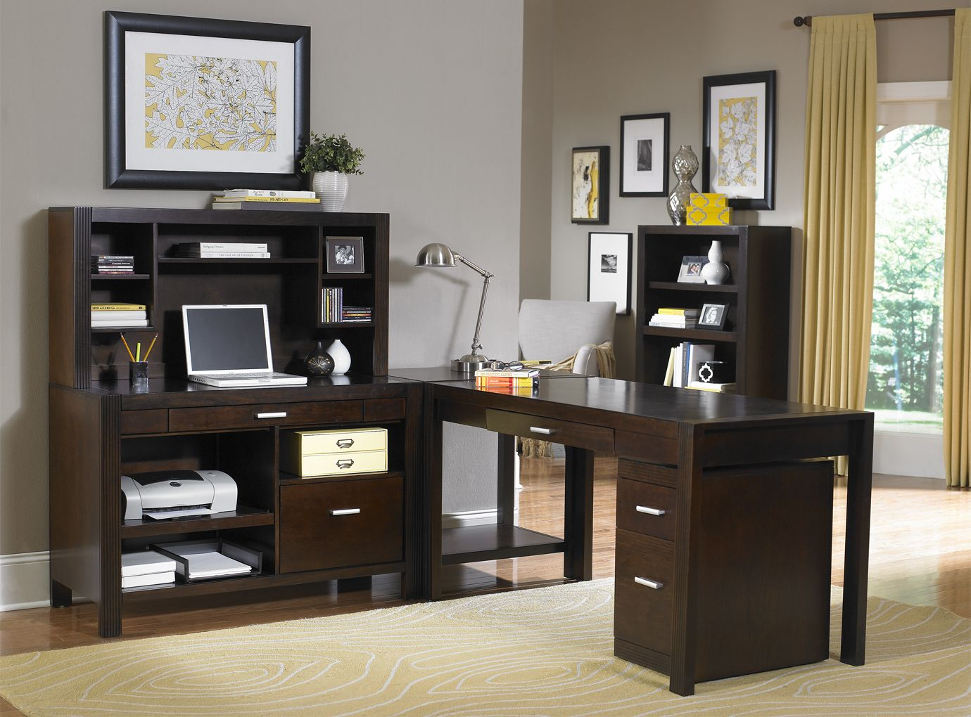 Martin Furniture Manufacture Entertainment Centers and