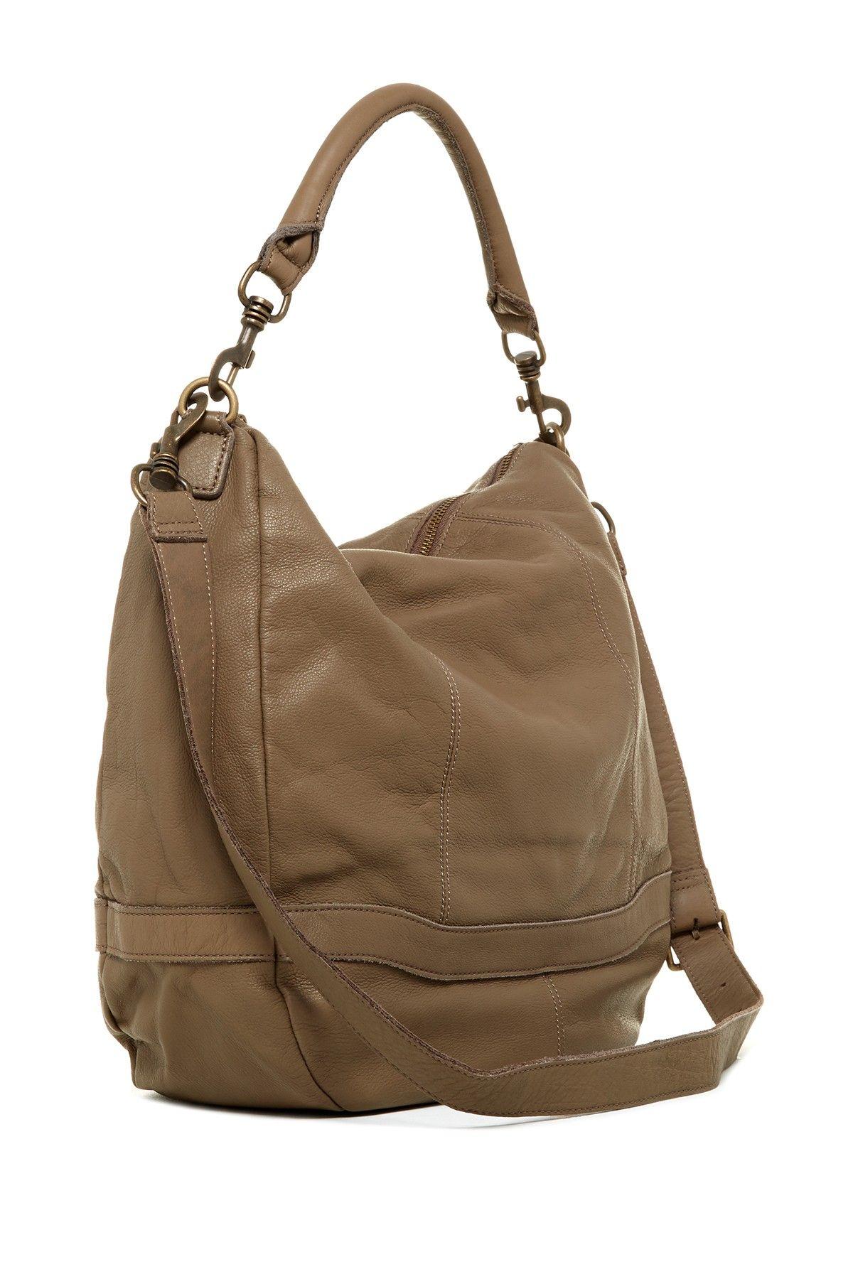 046d4b36a2 Ramona Liebeskind Leather Shoulder Bag
