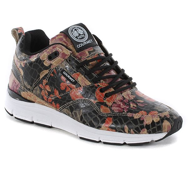 premium selection 2143b 6d34f Gourmet Womens The 35 Lite Sp Shoes - Flower Blackwhite at Urban Industry  Girls