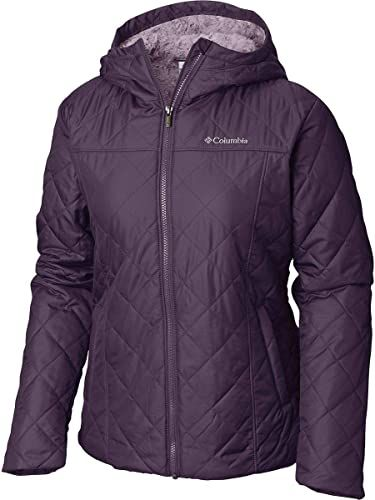 Amazing offer on Columbia Copper Crest Hooded Insulated ...