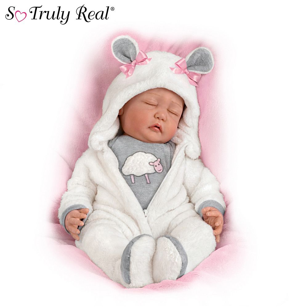 302741001 Sherry Miller Miley Baby Doll With Two Custom Out Baby Dolls Life Like Baby Dolls Real Life Baby Dolls