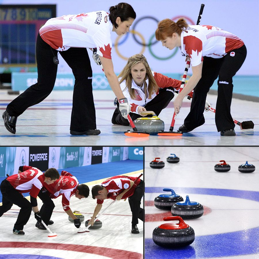 Curling Canada is a sanctioning body for the sport of