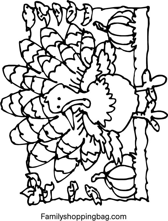 thanksgiving coloring pages and themes - photo#48