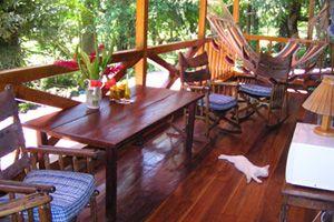 Tree House Description For Montezuma Beach Houses In Costa Rica