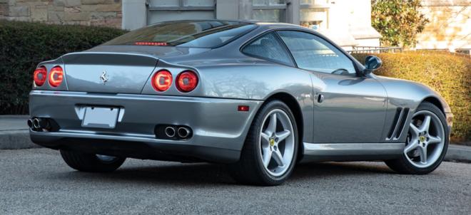 A Buyer S Guide To The Ferrari 550 Maranello Maranello Ferrari Racing Events