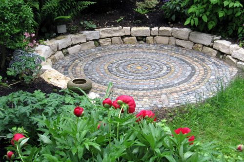 Sitzplatz Im Garten Google Suche Gartenprojekte Pinterest