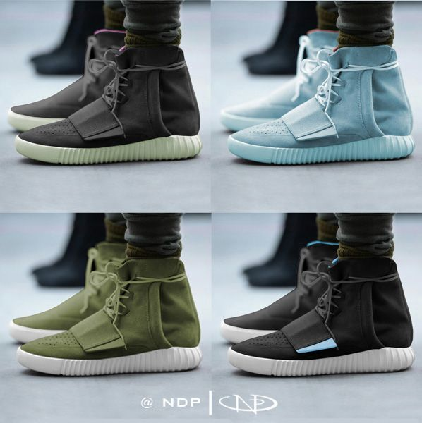 adidas yeezy 750 boost colorways by NDP-2