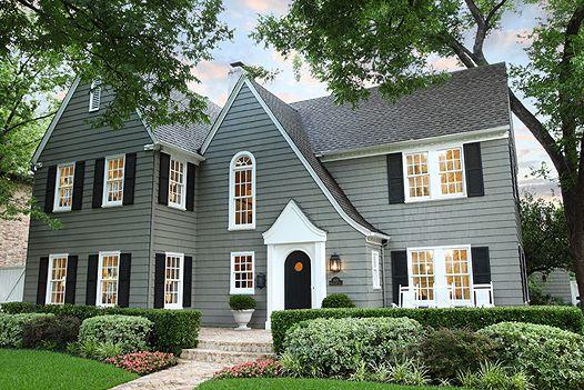 3437 Mockingbird Lane Exterior House Colors House Exterior Beautiful Homes