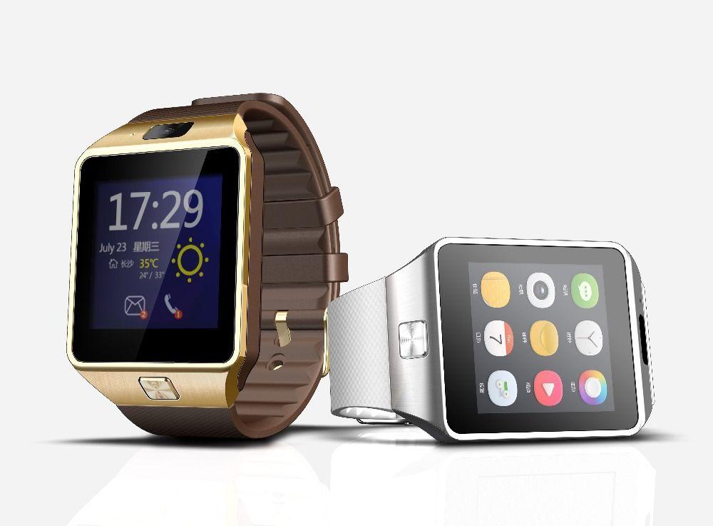 Geschäfts smartwatch ZY09 für iphone/5/6 plus Samsung LG bluetooth phone sync anruf sms Remote Camera mp3-player Schrittzähler //Price: $US $19.22 & FREE Shipping //     #smartwatches