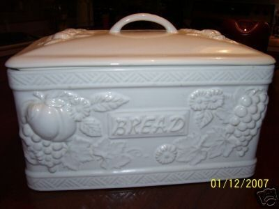 Ceramic Bread Box Searched 4ever For This But Found It