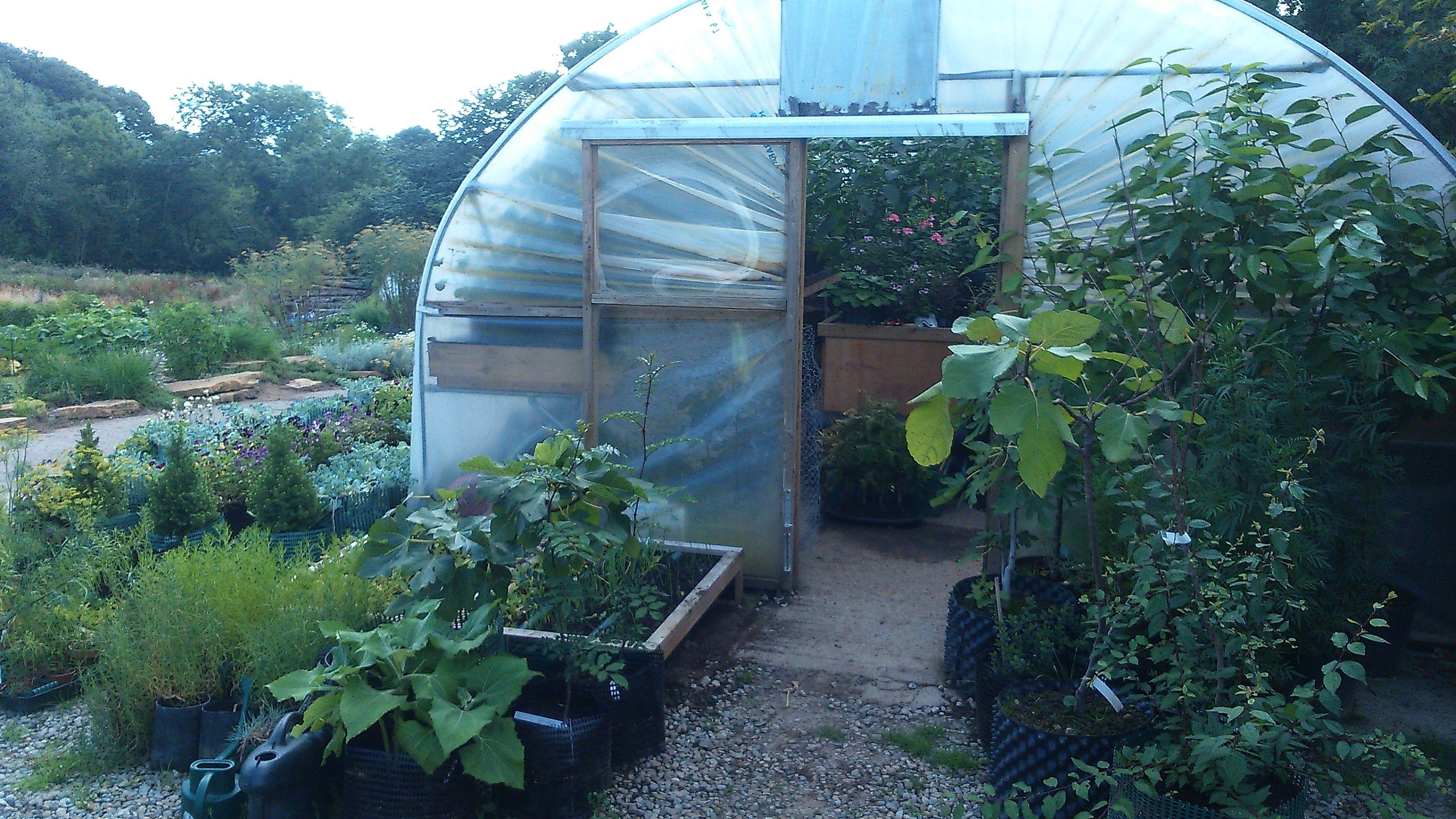 Kitchen Garden, The Black Swan, Oldstead, Yorkshire, England ...