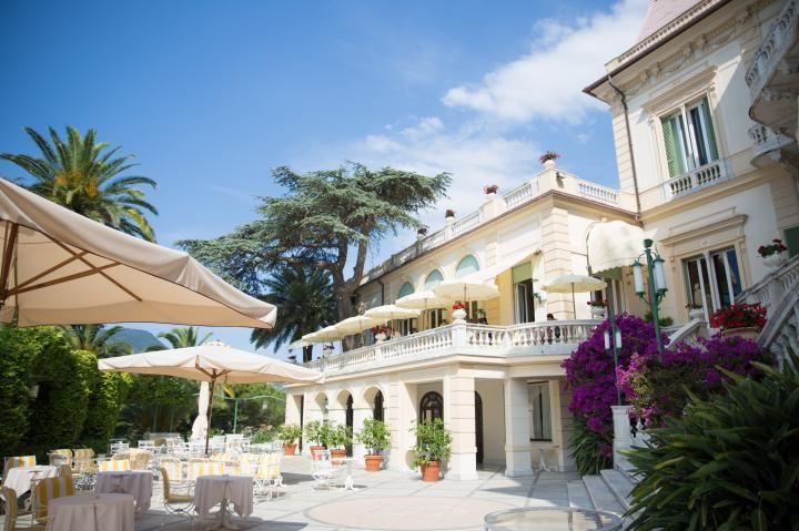 Grand Hotel In The Bay Of Portofino 5 Star Santa Margherita Ligure