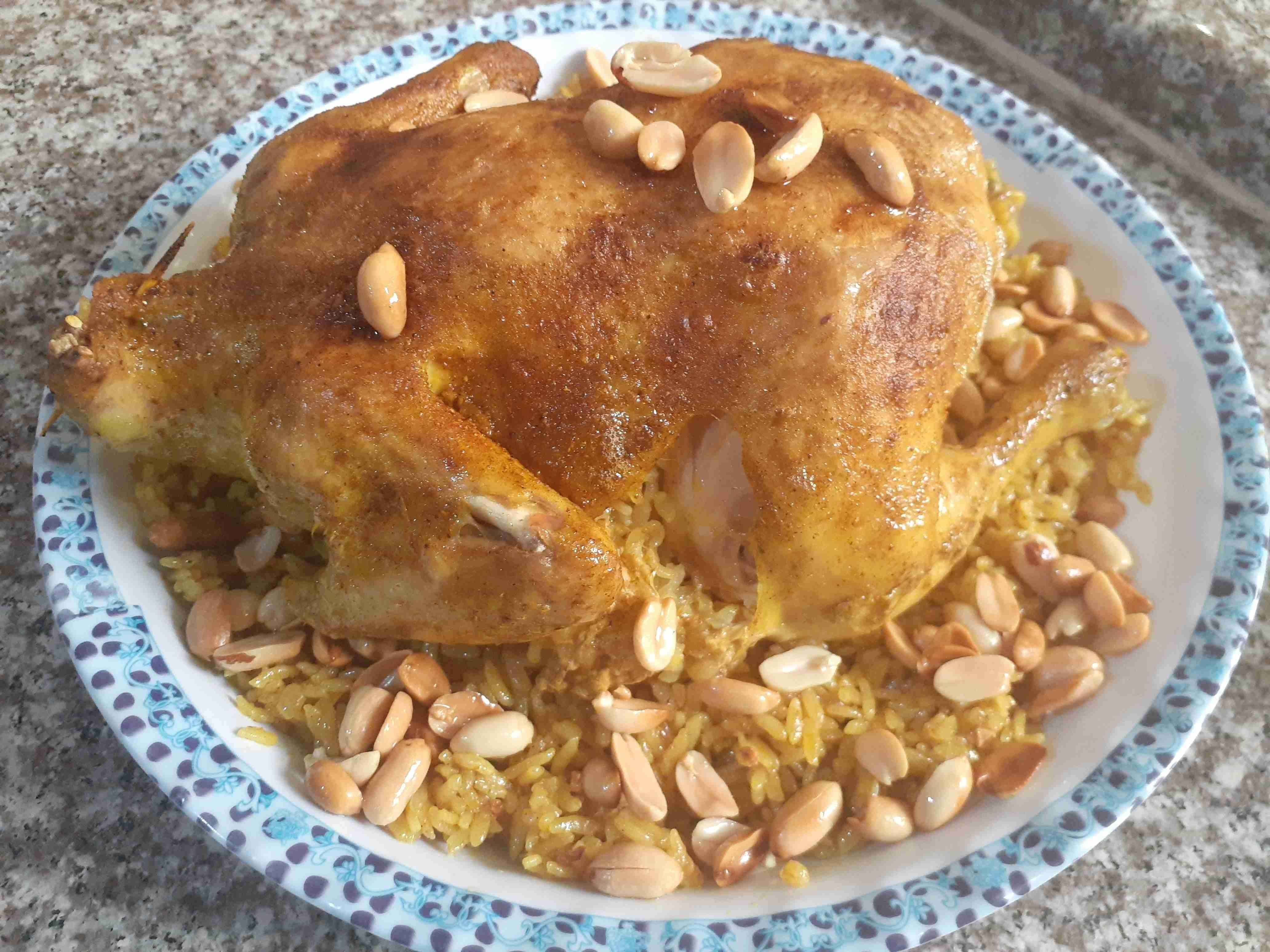 دجاج حشي ولا أطيب زاكي Recipe Main Dishes Food Dishes