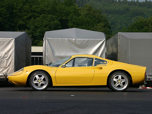 Dino 246 GT - Spa Italia