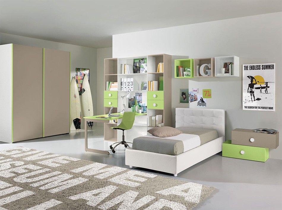 Italian Kids Bedroom Furniture Set Vv G002 Kids Bedroom Furniture Sets Modern Kids Bedroom Modern Kids Bedroom Furniture