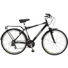 Schwinn Discover Men S Hybrid Bike Smooth Suspension And Well Made Bicycle Bike Men S Bike Schwinn Hybrid Bike Hybrid Bicycle Comfort Bike