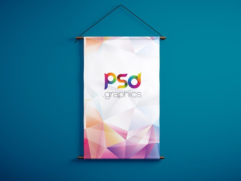 Tons Of Free And Legal Fully Layered Easily Customizable Photo Realistic Psds Ready To Use In Your Projects App Free Banner Mockup Free Psd Hanging Banner