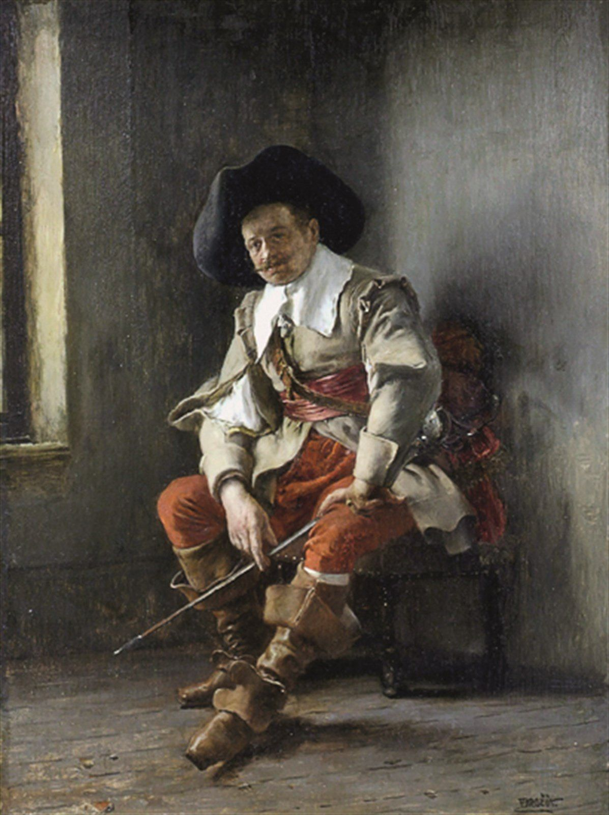 Vaclav Bro Ik A Nobleman With Images