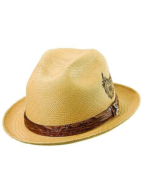 02a383badc059 Carlos Santana Hats SAN100 Sacred Fire Putty hat