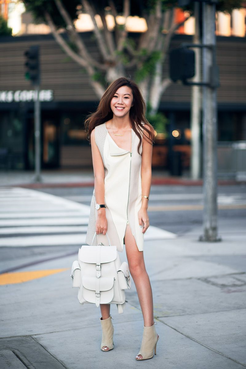 White Perspectives Fashion White Leather Dress Leather Dresses [ 1200 x 800 Pixel ]