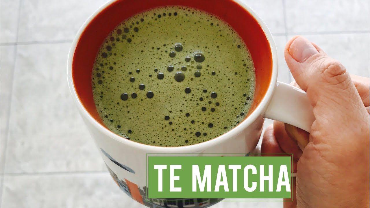 Todo Sobre El Te Verde Matcha Y Sus Beneficios Anutricional Tv Youtube Matcha Matcha Recetas Te Matcha Beneficios